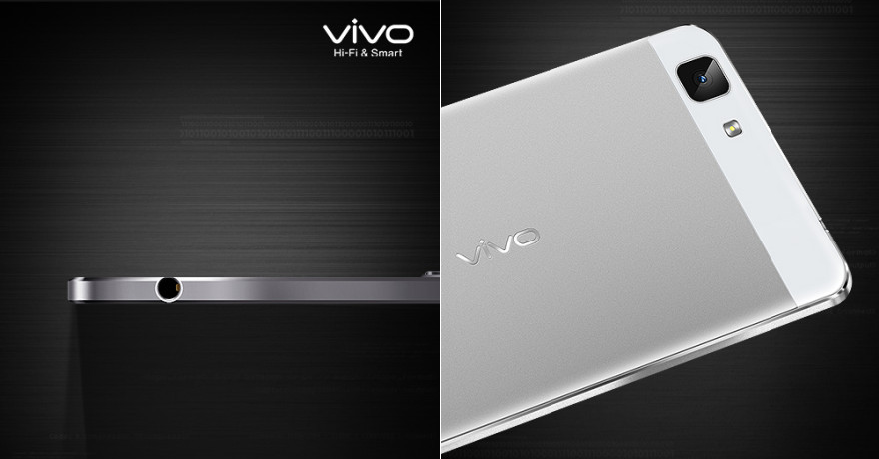 Vivo X5 Max With Just 4.75 Mm Slim Profile Officially