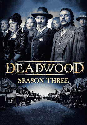 Deadwood (TV Series) S03 DVD R1 NTSC Latino
