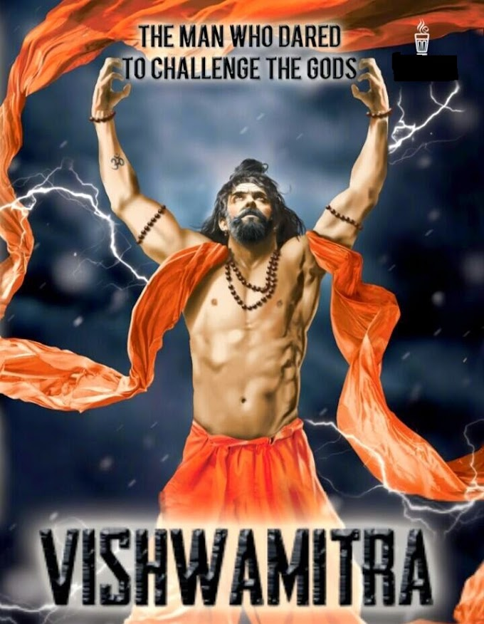 Vishwamitra - Challenger of Gods