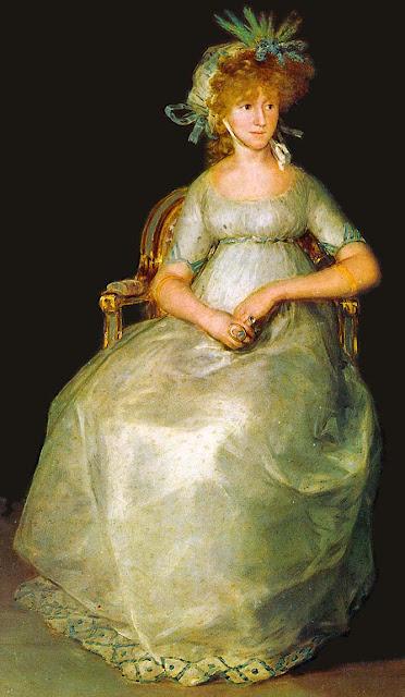 Francisco Goya ritrattista