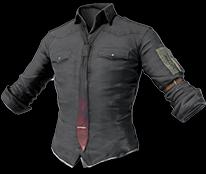 Черная рубашка (Black Shirt)