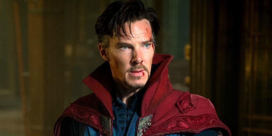 Doctor Strange 2016 A Mind Bending Conspiracy Of Shapes Plus Benedict Cumberbatch Finding Wonderland