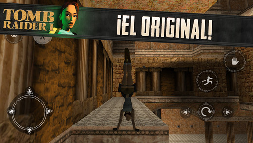 Descarga Tomb Raider para iOS y Android