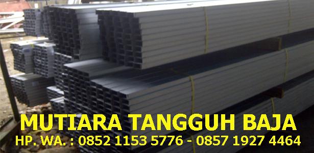 Supplier Baja Ringan di Jakarta Paling Murah dan Berkualitas