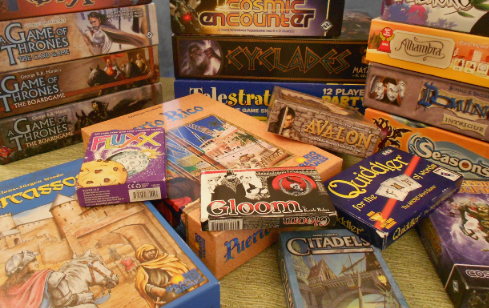 What Are the Top 6 Must Have, Most Popular Board Games?