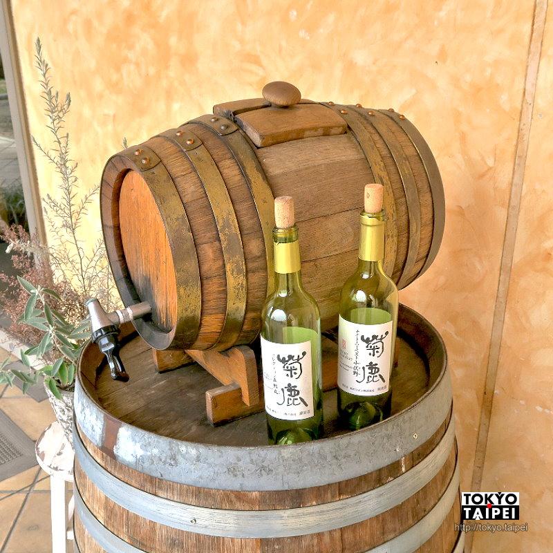 【熊本葡萄酒】熊本第一家葡萄酒廠 在地葡萄釀造出經典菊鹿