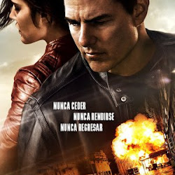 Poster Jack Reacher: Never Go Back 2016