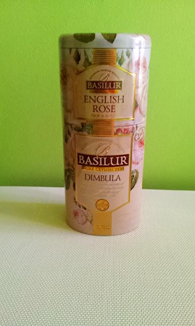 ENGLISH ROSE & DIMBULA Basilur
