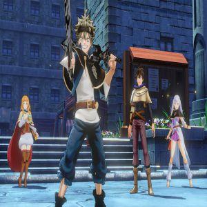 download Black Clover Quartet Knights pc game full version free