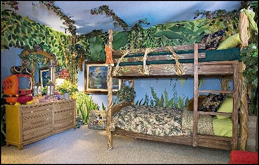 Decorating theme bedrooms - Maries Manor: boat bed