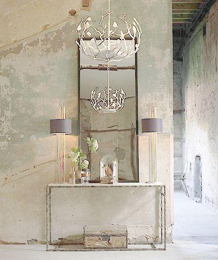 Blog decoraci n chic and deco ideas e inspiraci n para decorar la casa - Espejos vintage ...