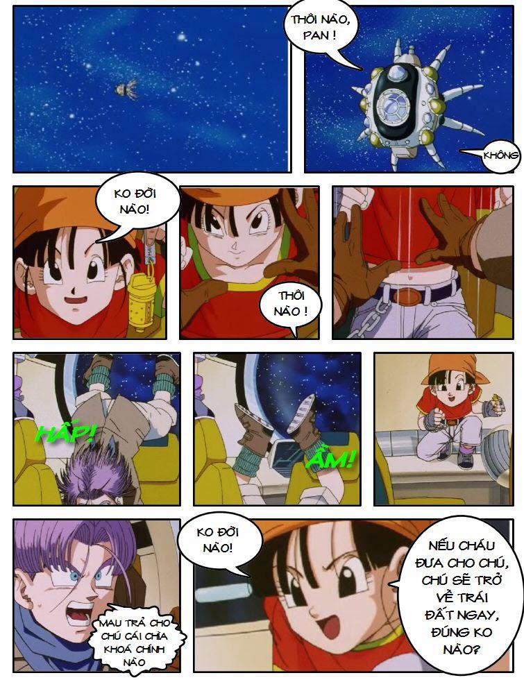 Dragon Ball GT chap 5 - Trang 22