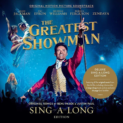 The Greatest Showman Sing A Long Edition Soundtrack
