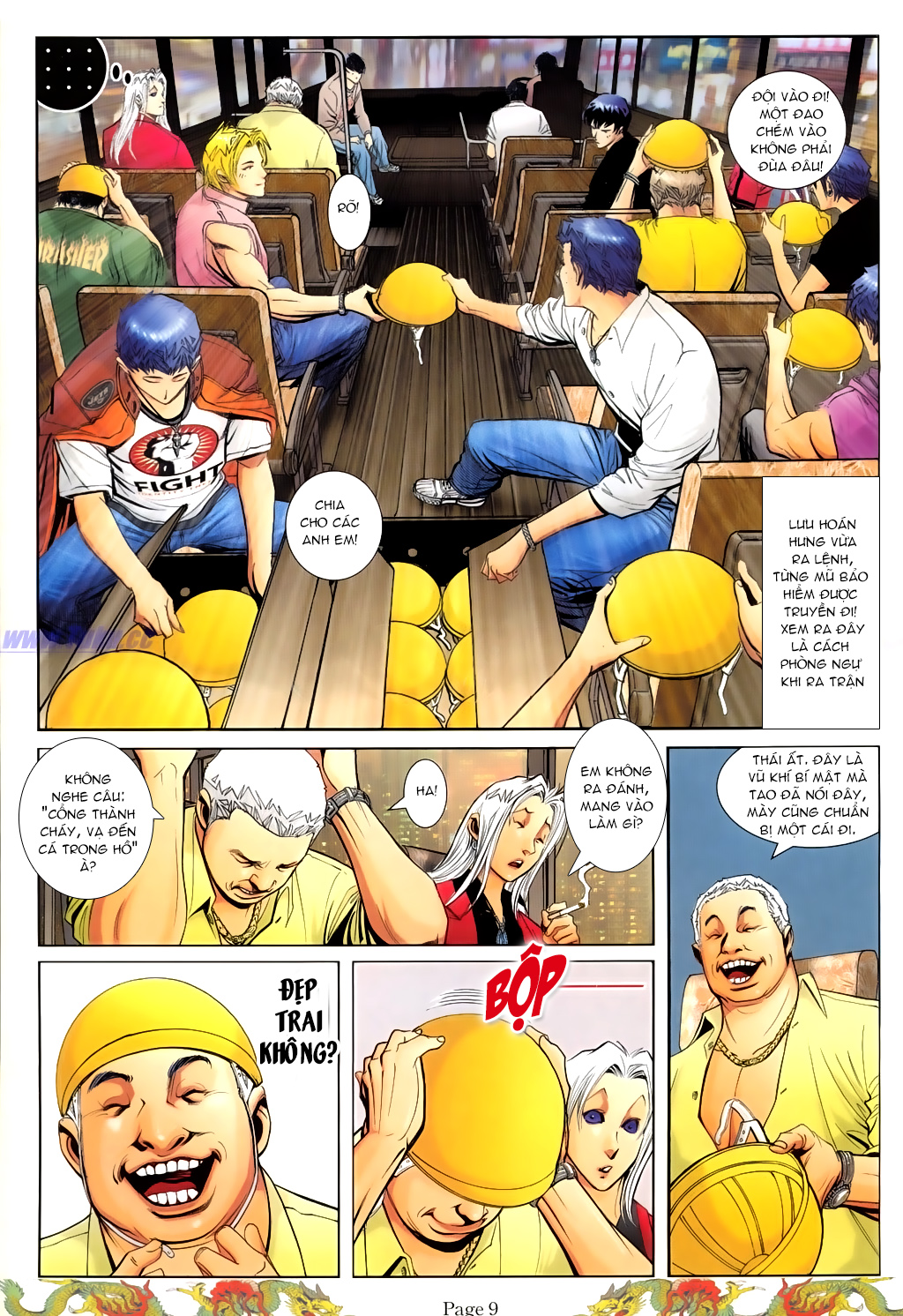 Người Trong Giang Hồ Chap 778 - Truyen.Chap.VN