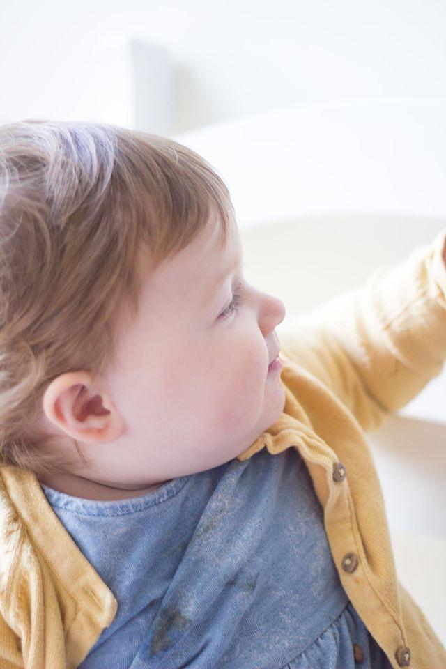 Edith 14 month baby update milestones sleep feeding