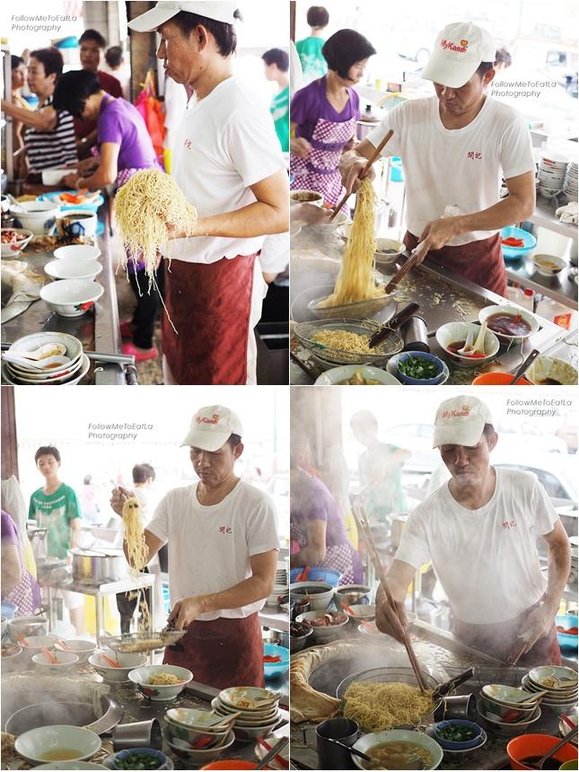 Bentong's Hooi Kee Wan Tan Mee