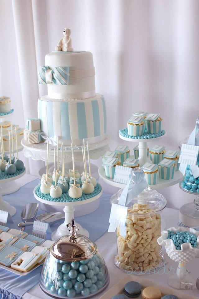 Christening Edible Party Favors