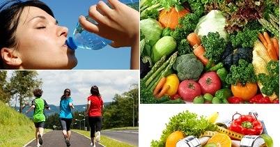 Bagaimana sih biar bisa Turunkan berat badan + diet sehat?