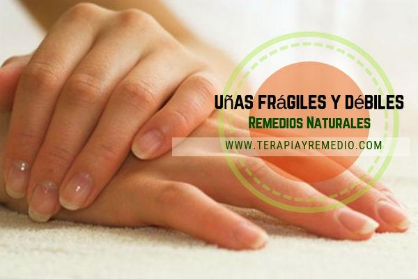 Remedio Natural para uñas frágiles y débiles con aceite de ricino