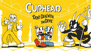 Cuphead PS4 Wallpaper