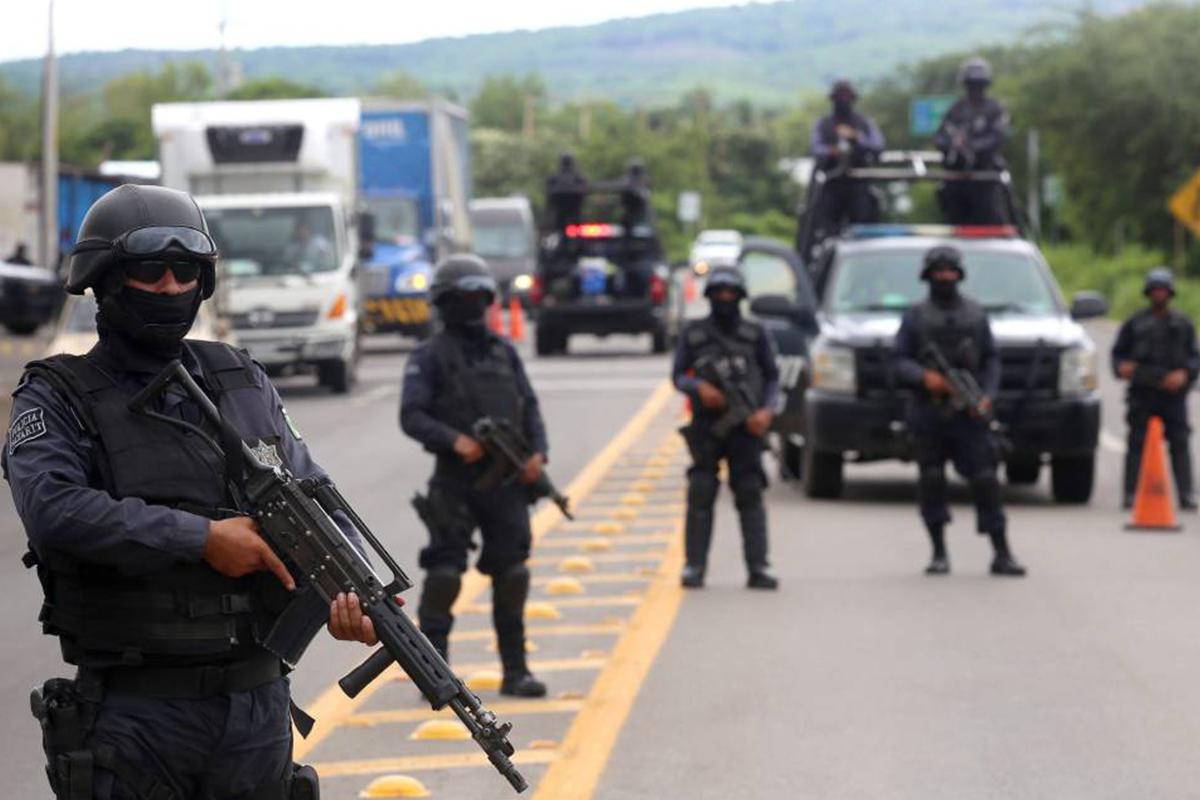 Fin de semana violento: al menos 35 muertos en Sinaloa, Michoacán, Guerrero y Veracruz