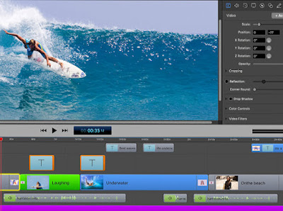 ScreanFlow Mac Screen Recorder