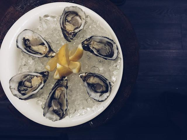 Purvis Street Bistro Kai - Oysters