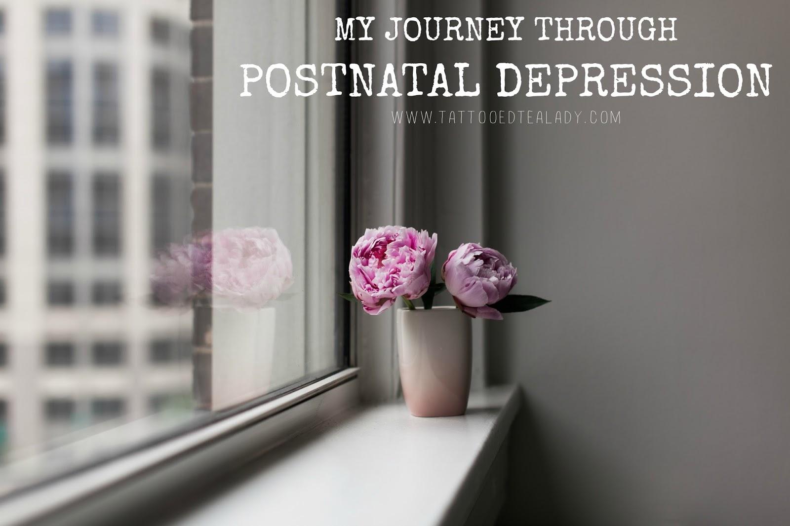 postnatal depression dissertation