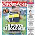 Tapa Diario Crónica 27-03-2017