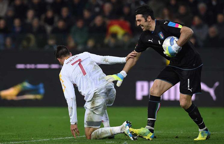 """Buffon: """"Odlazak Morate je za mene predstavljao razočarenje"""""""