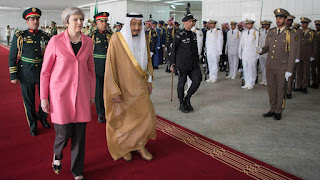 Saudis Need Partners, UK Wants Trade Deal