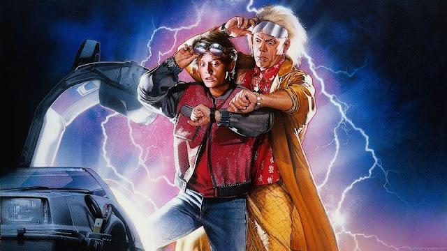 Googlear el Futuro de la película volver al futuro