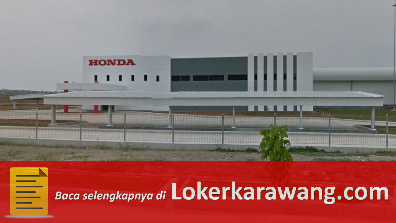 PT. Honda Logistics Indonesia