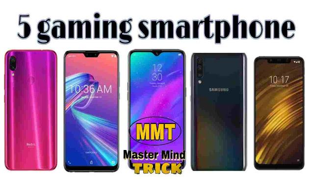 gaming smartphone,best gaming smartphone,top 5,best smartphone for gaming,best phone for gaming,top 5 gaming smartphone,top smartphones 2019