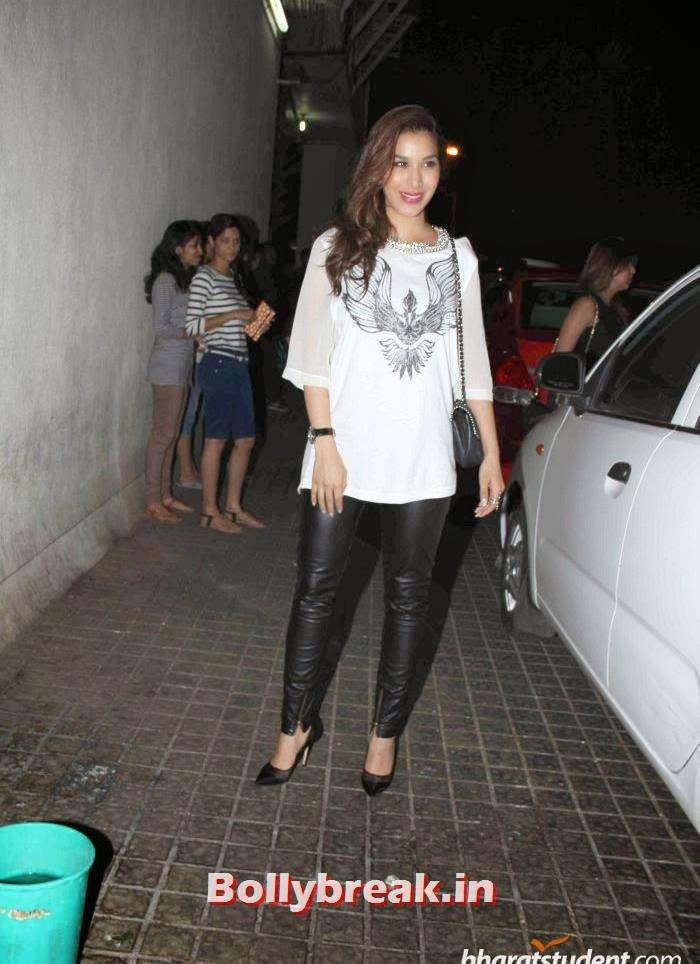 Sophie Choudhary, Gori Tere Pyaar Mein Special Screening Pics