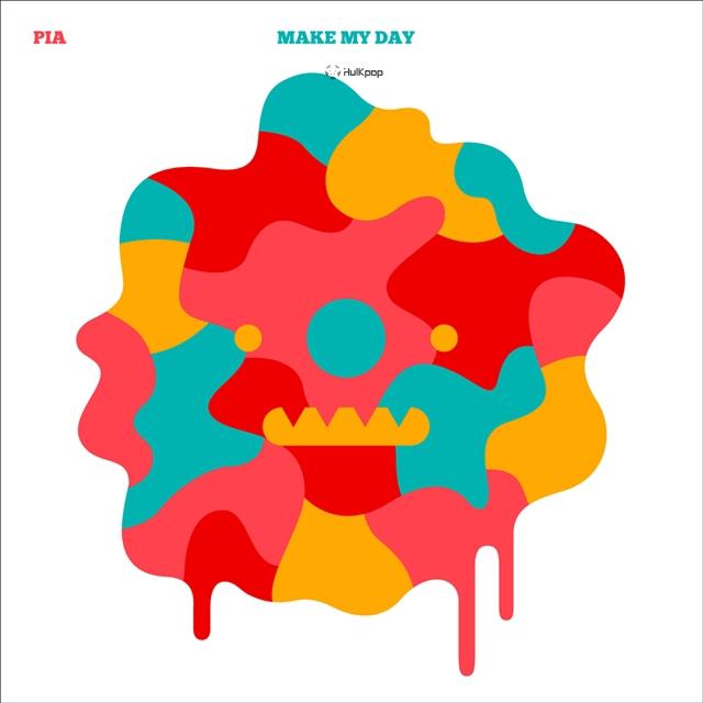 [Single] PIA – MAKE MY DAY