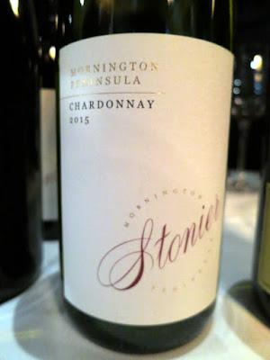 Stonier Chardonnay 2015 - Mornington Peninsula, Victoria, Australia (90+ pts)