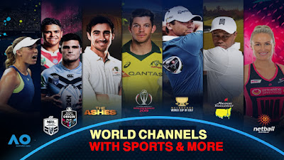 ALL NEW PREMIUM LIVE TV 2019 -  WORLD CHANNELS WITH SPORTS & MORE