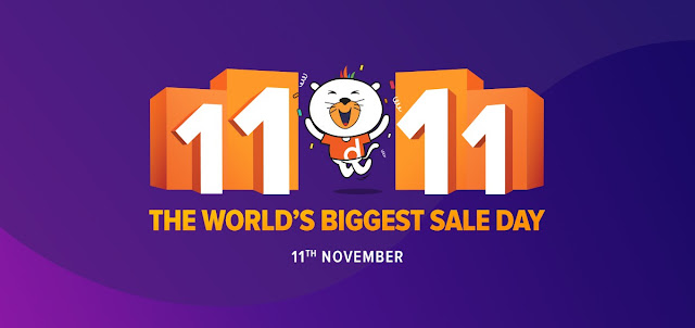 Daraz 11.11 Sale in Pakistan pics