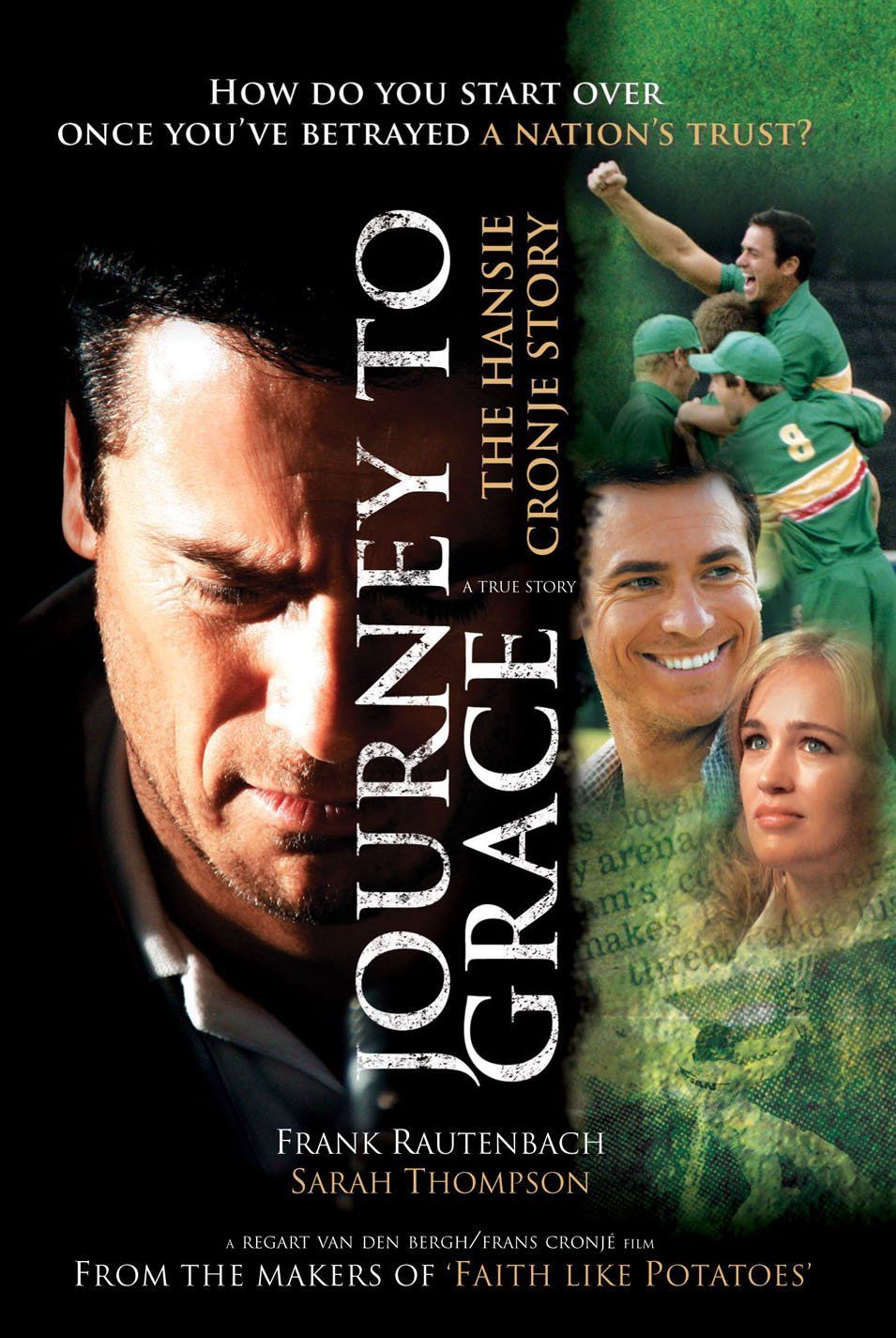 The Silly Mid Off: Journey to Grace(?): The Hansie Cronje Story