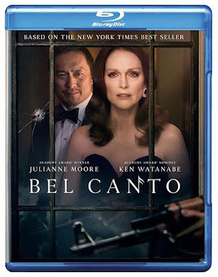Bel Canto 2018 Blu Ray