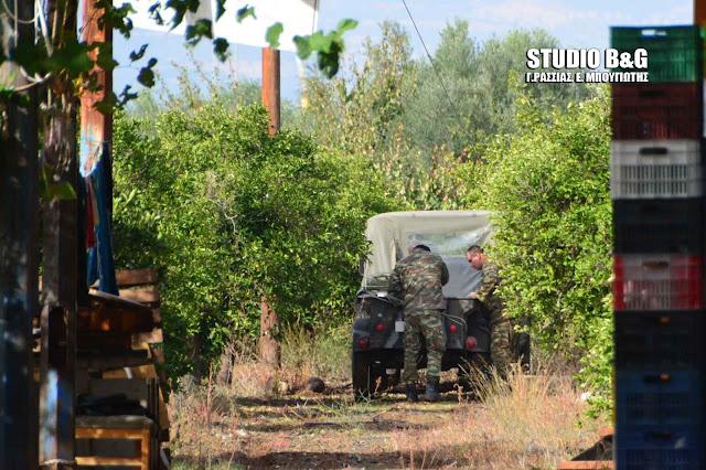 Απομακρύνθηκαν με ασφάλεια τα τρία γερμανικά βλήματα που βρέθηκαν στο Κουτσοπόδι Αργολίδας (βίντεο)