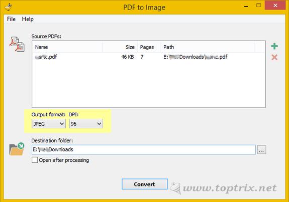 PDF Shaper Image To PDF