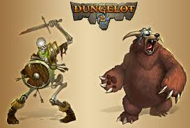 Game Android offline Dungelot 2
