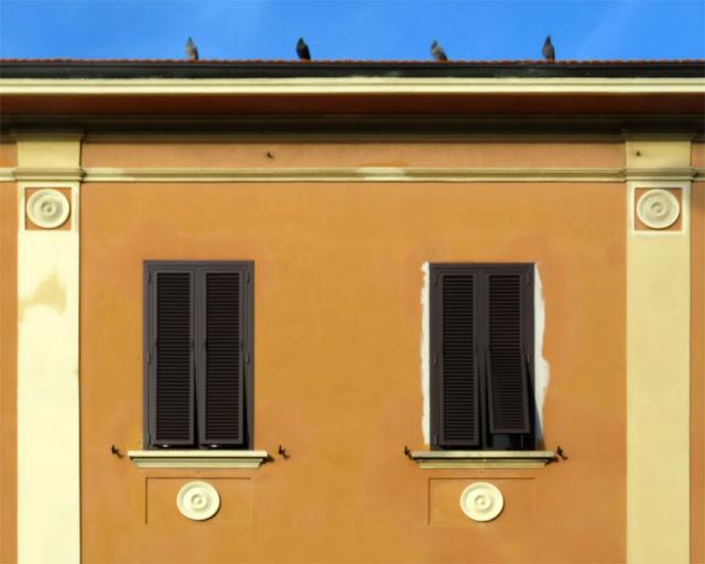 Via Baldini, Livorno