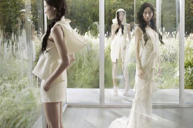 Vera Wang SS12 Ad Campaign