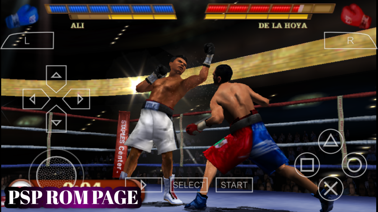 Fight Night Games For Android Free Download