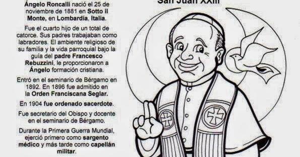 Gifs Y Fondos PazenlaTormenta: VIDA DE SAN JUAN XXIII PARA