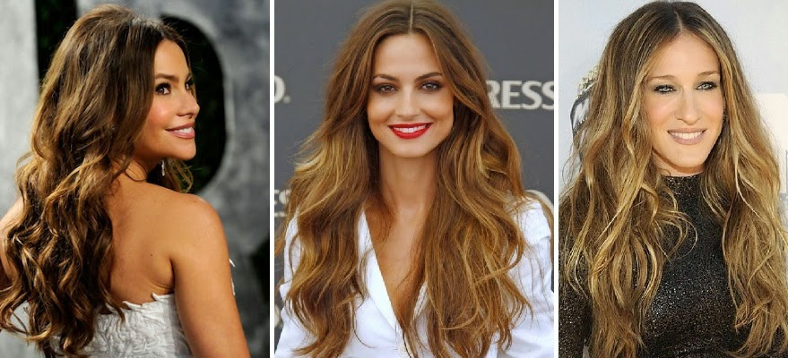El tocador de larissa tendencias primavera verano peinados - Peinados de melenas largas ...