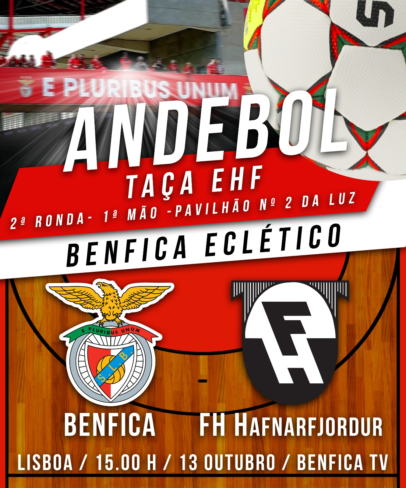 be9b92398c Benfica Eclético  Porque o SL Benfica não é só Futebol...(Hóquei em ...